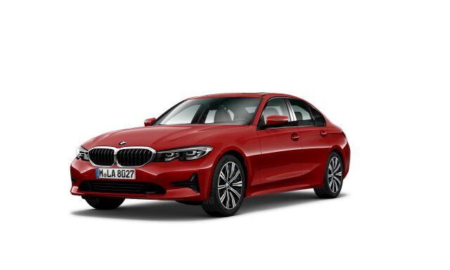 BMW 330e Plug-in Hybrid Sedan