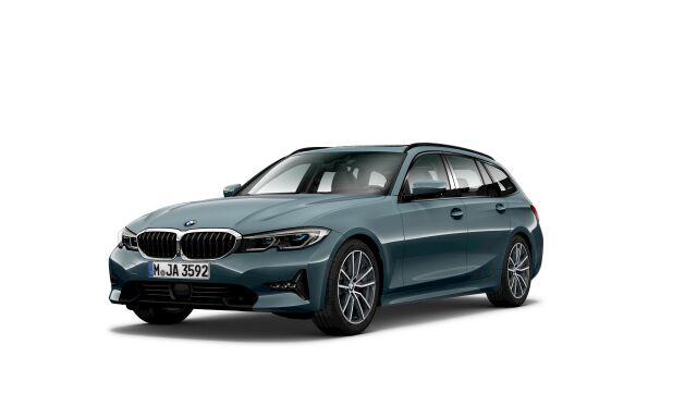 BMW 330e Plug-in Hybrid Touring