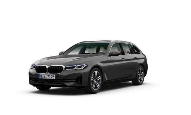 BMW 530e Plug-in Hybrid Touring