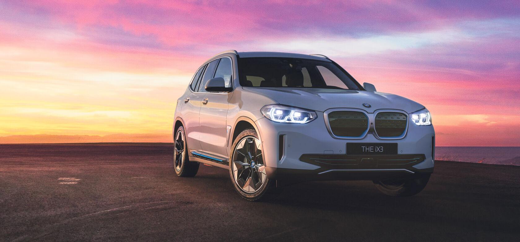 BMW ELECTRIFIED TOUR 2021 NYT MEILLÄ - LISÄKSI HUIPPUEDUT