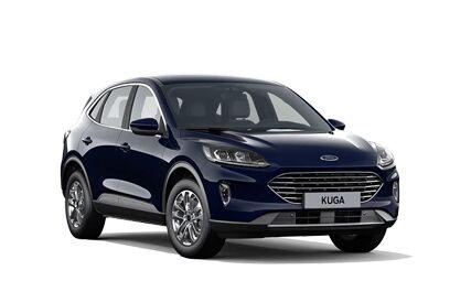 Ford Kuga ladattava hybrid
