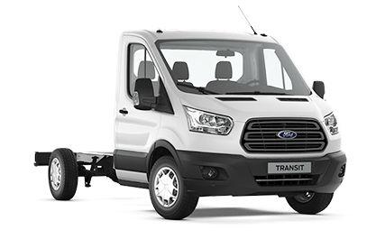 Ford Transit-alusta