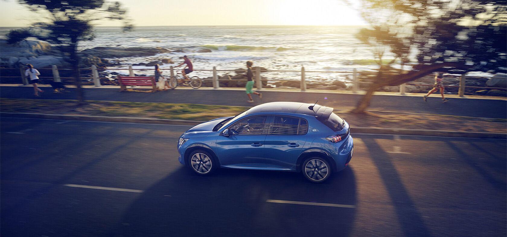 Uusi Peugeot 208 - tulossa loppuvuonna 2019