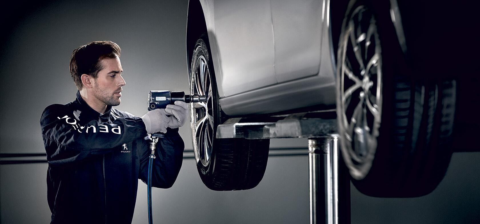 Valtuutettu Peugeot-merkkihuolto