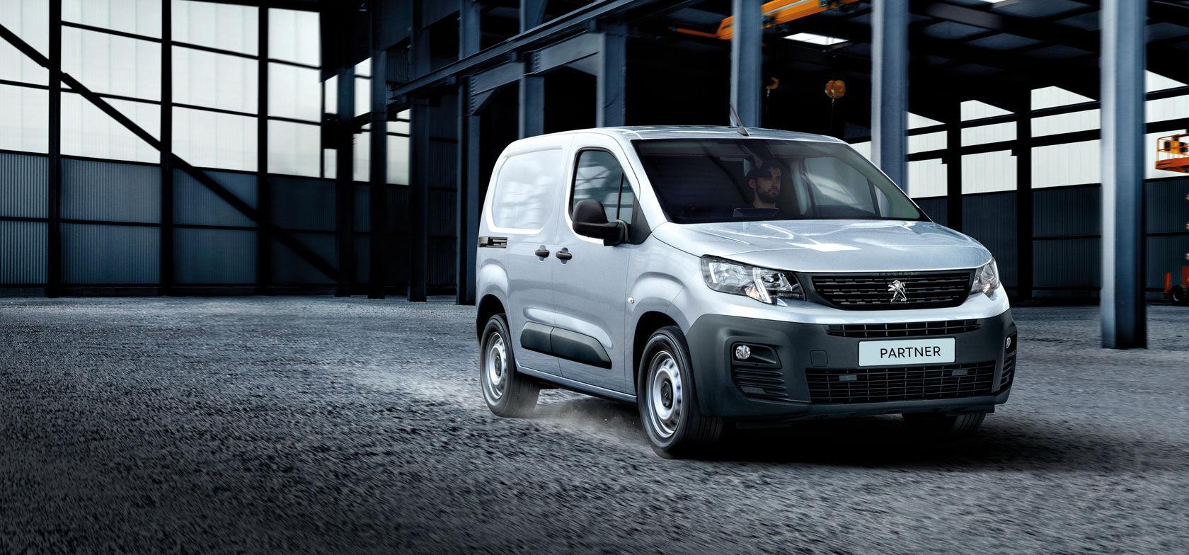 Uusi Peugeot Partner - vuoden pakettiauto 2019
