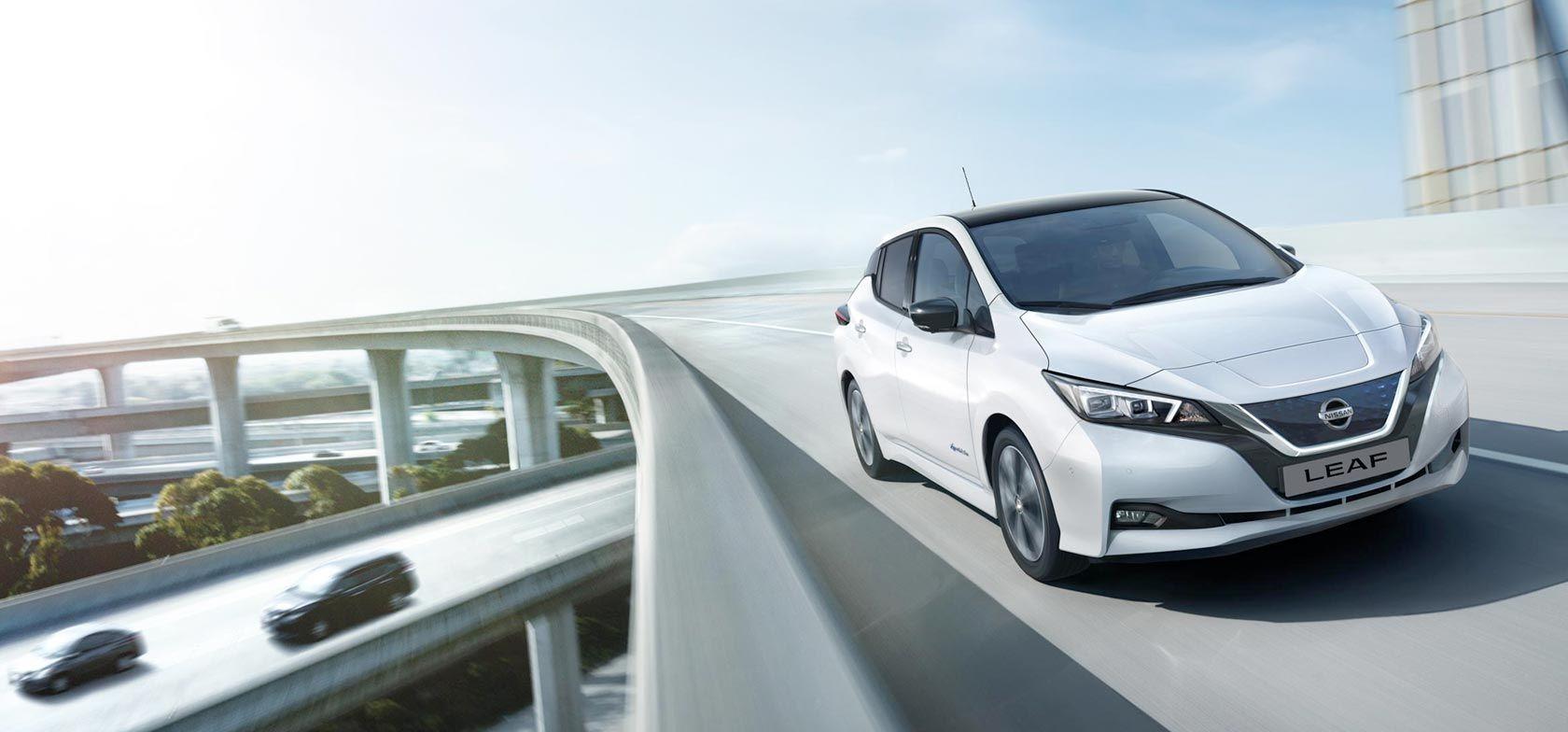 Nissan Leaf täyssähköauto