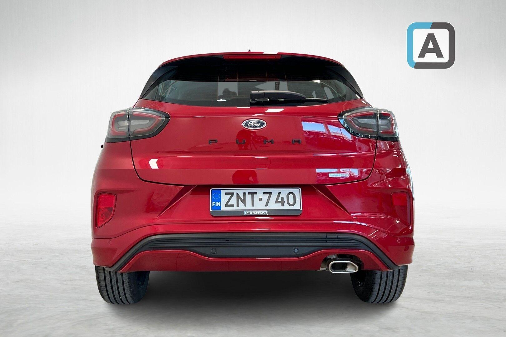 Ford Puma iso kuva 2