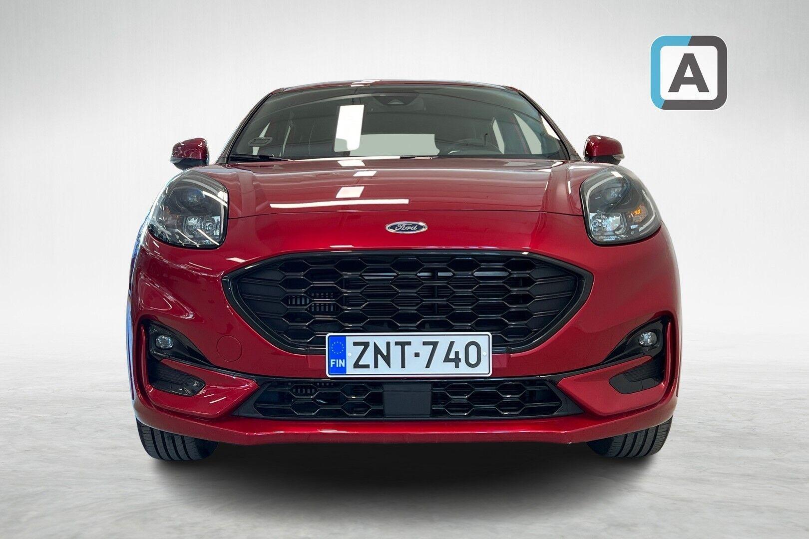 Ford Puma iso kuva 3