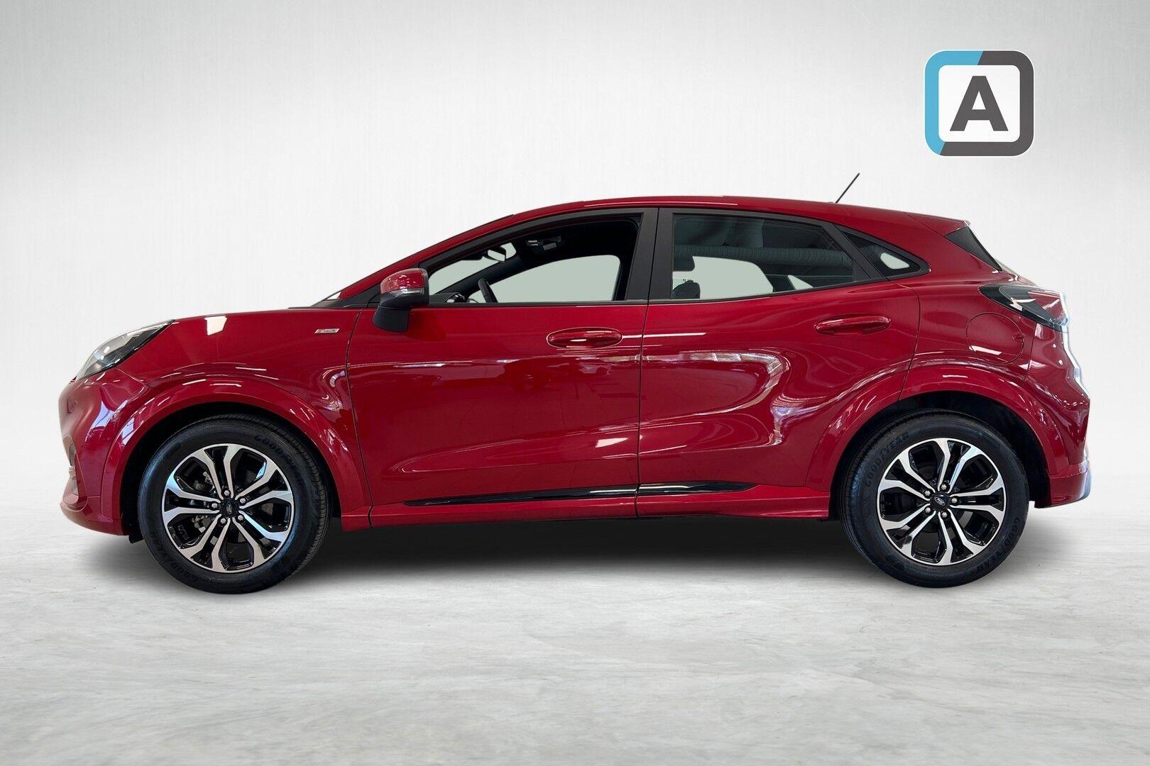 Ford Puma iso kuva 4